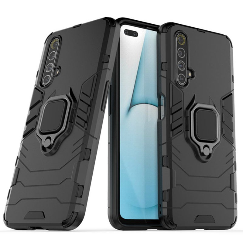 Shockproof Armor Realme X3 Super Zoom Casing Back Cover Realme X3