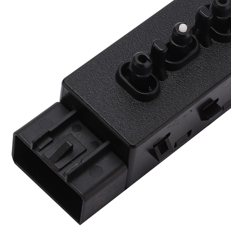 Power Seat Switch Front Right Passenger Side 10-Pins 8-Way for 2010-2020 Buick Cadillac SRX Chevrolet GMC 25974715