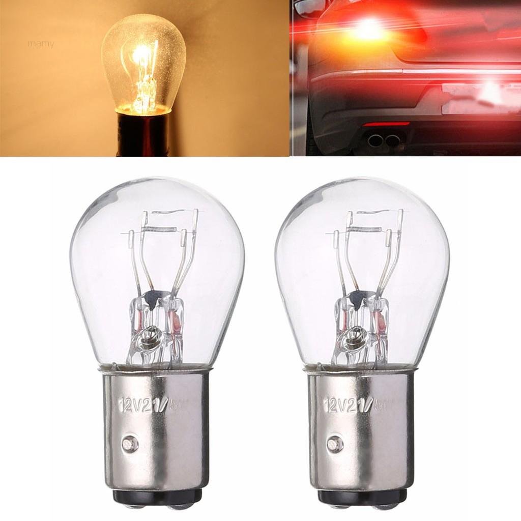 4LED Filament 1157 BAY15D 21//5W Car Backup Tail Stop Brake Light Bulb Unique