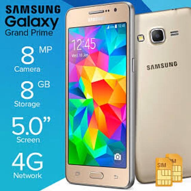 6742232bf81 Original Samsung Galaxy GRAND prime (G530) 8GB ROM | Shopee Philippines