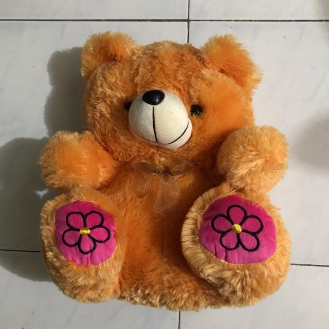 Hay Hay Chicken Stuffed Animal, Big Fluffy Teddy Bear Shopee Philippines