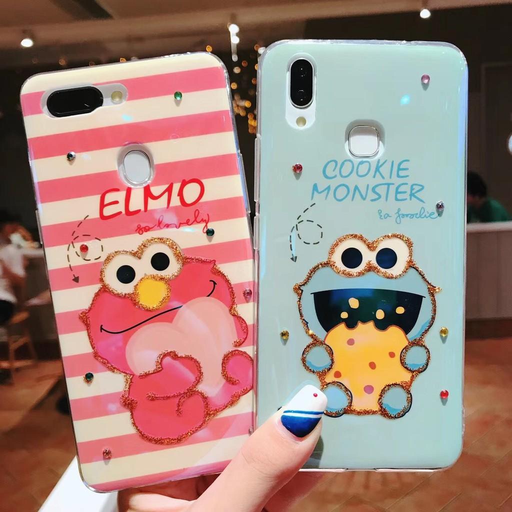 Vivo y55 y53 y51 OPPO A3S A83 F5 Cartoon Phone Case Cover | Shopee Philippines