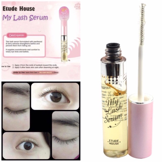 01ccec41959 Etude House My Lash Serum | Shopee Philippines