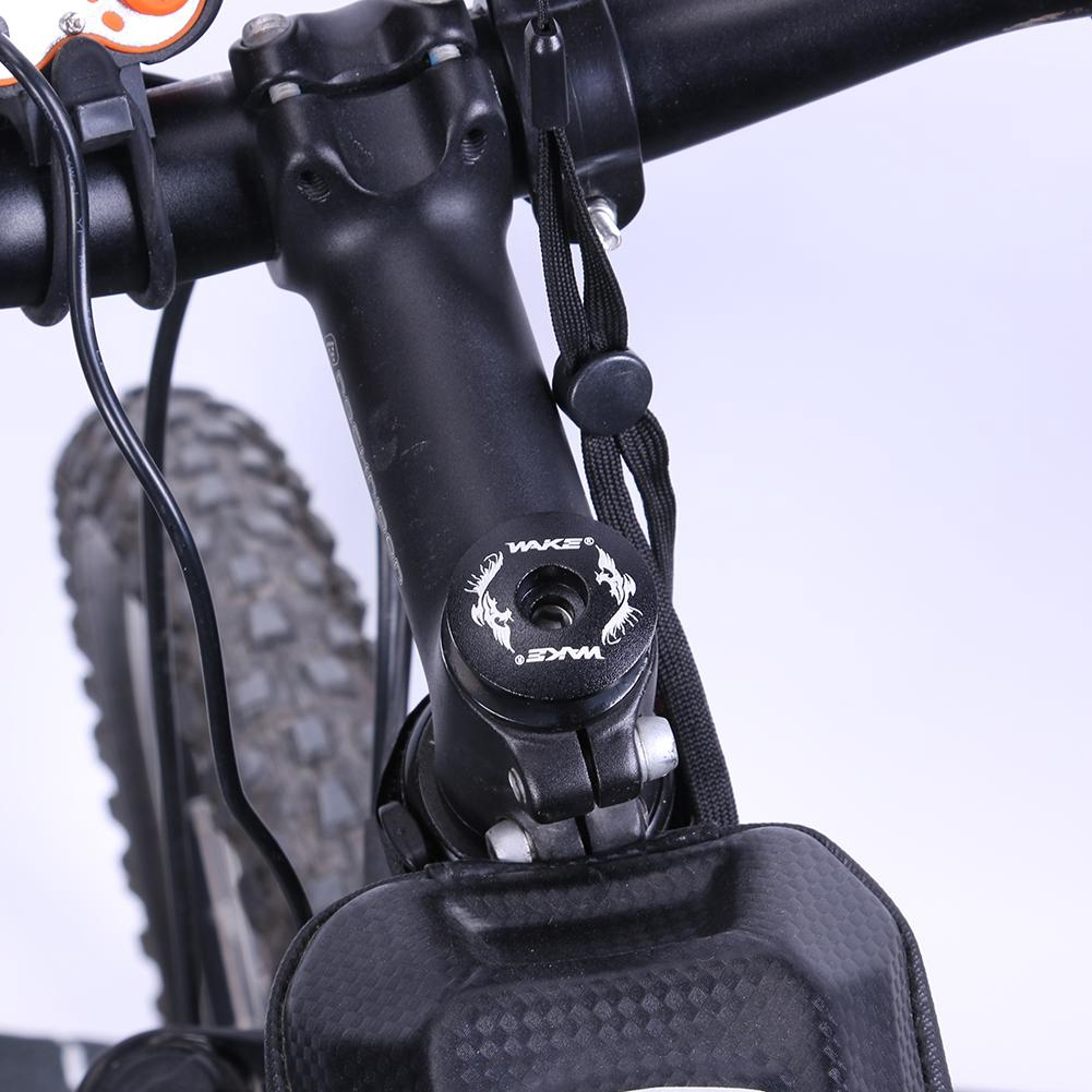 Cycling Headset Top Cap Cover Aluminum Alloy Mountain Road Bike Front Fork Bowl