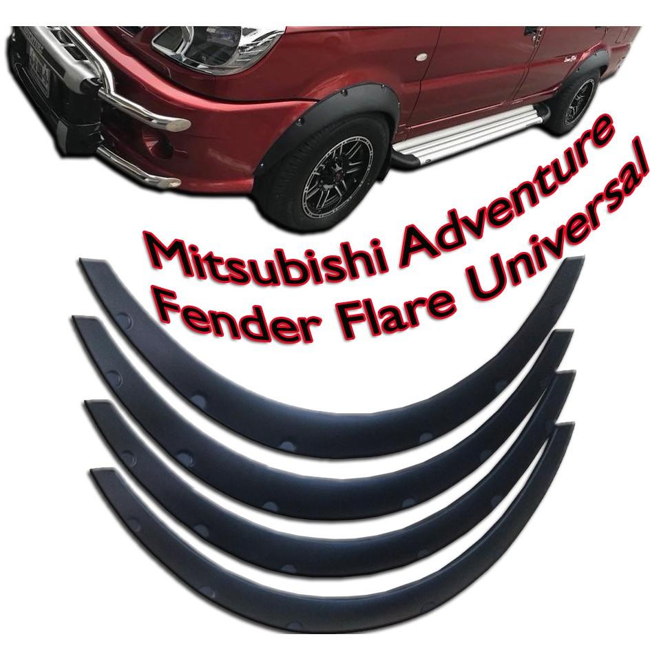Universal Rear Single Axle Half Circle Fenders
