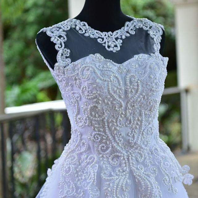For Sale Wedding Gown Shopee Philippines,Ball Gown Most Popular Wedding Dresses