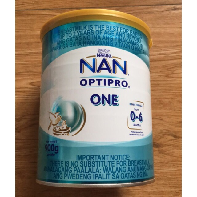Nan Optipro One for 0-6 months