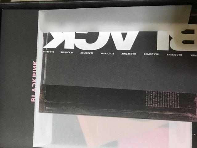 Blackpink Kill This Love Album + ktown4u gift + Double-sided