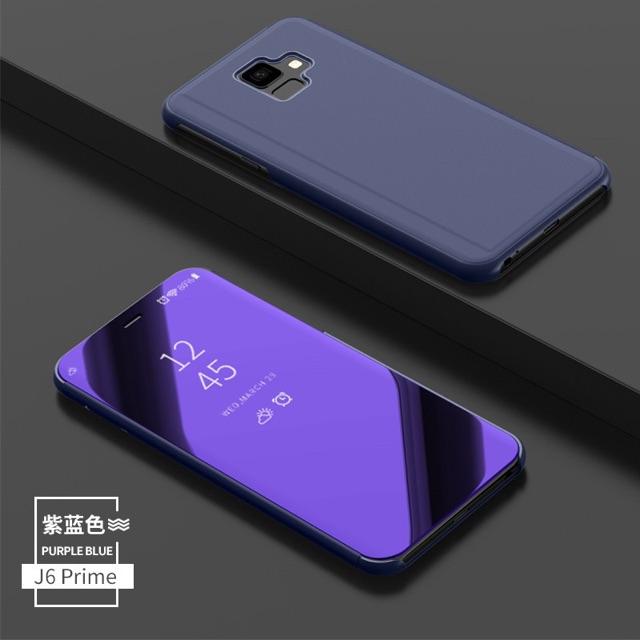 new arrivals d79b5 5c71f Samsung J8 2018 / A6 Plus 2018 S View Flip Cover