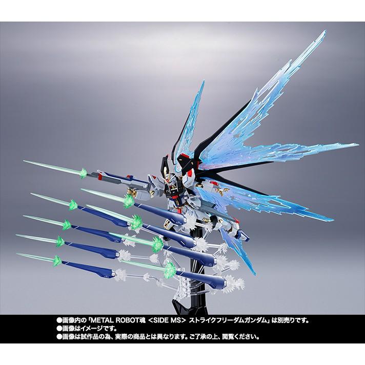 METAL ROBOT WING OF LIGHT /& HI-MAT FULL BURST EFFECT SET FREEDOM GUNDAM Bandai