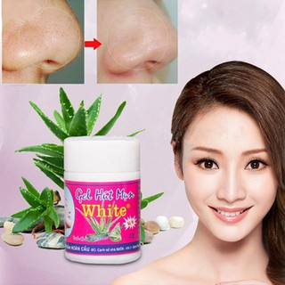 Clear Nose Gel Hut Mun (White) Blackhead remover | Shopee Philippines
