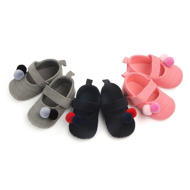 833c92fc2a783 Baby Girls Corduroy Shoes Toddler Infant First Walkers