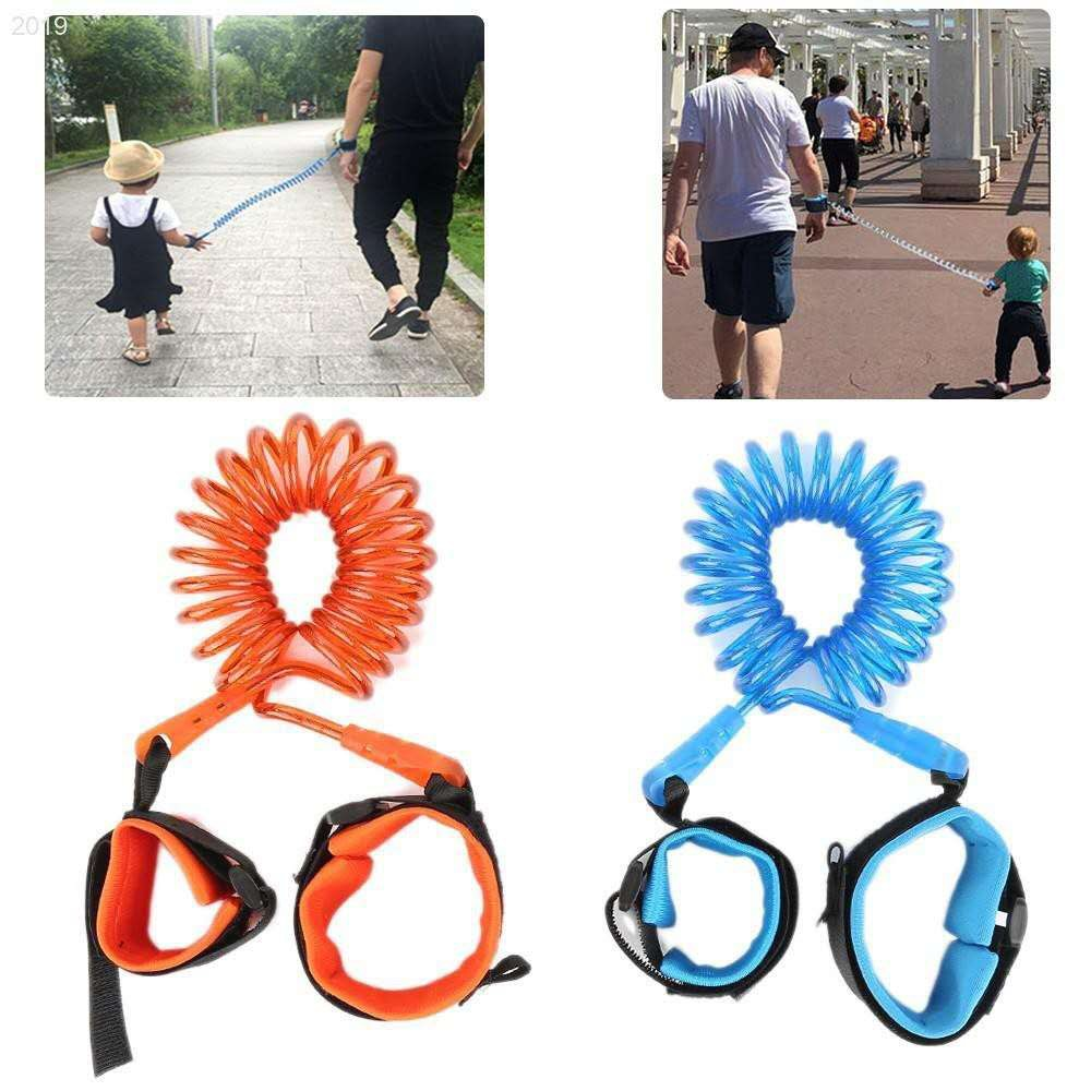 Wrist Link Strap Baby Toddler Safety Rein Anti Lost Elasticated Ribbon Assorted