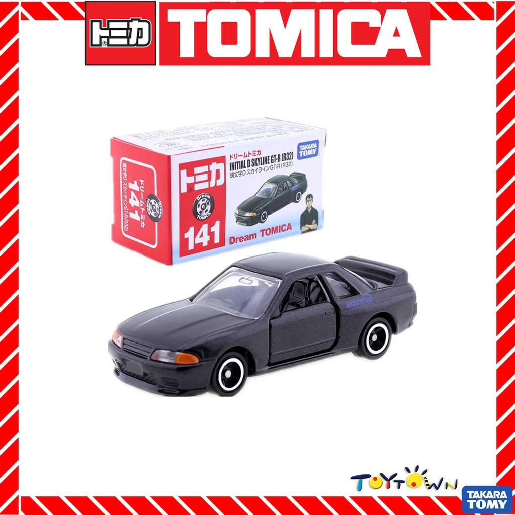 Tomica Takara Tomy Dream Tomica Initial D Skyline GT-R (R32)