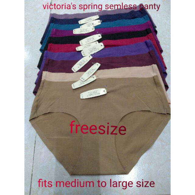 b5a33c3ff584e Victoria s Spring Panty (3 for 135)
