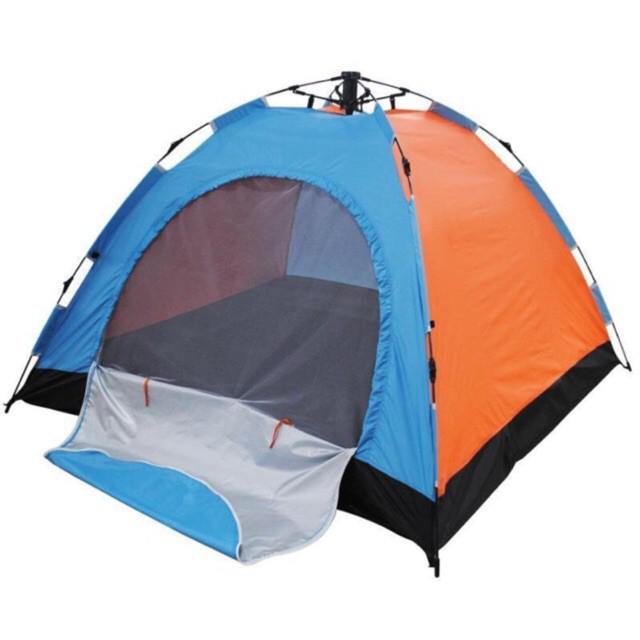 Diy Camping Tent 4person