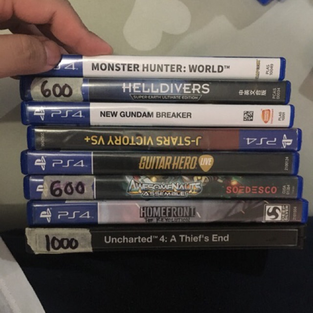Ps4 Games Very Cheap