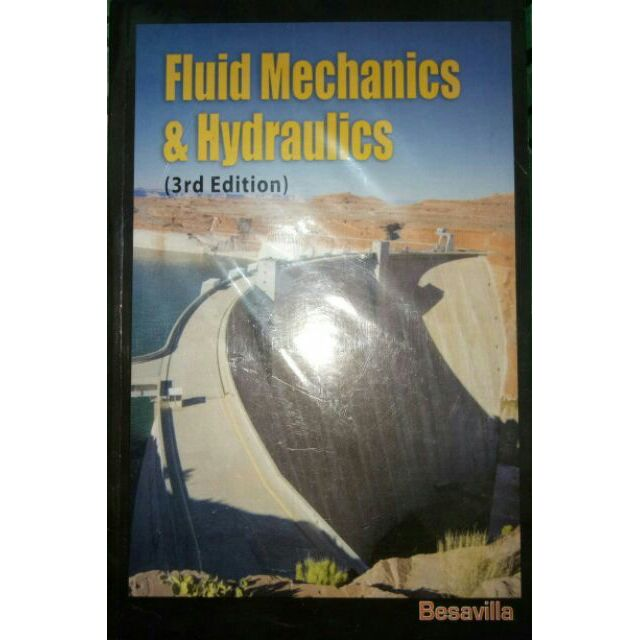 fluid mechanics and hydraulics by gillesania pdf download