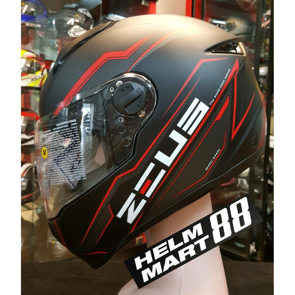 Zeus Helmet Moto Riding Protective Gear Prices And Online Deals Motors Feb 2021 Shopee Philippines
