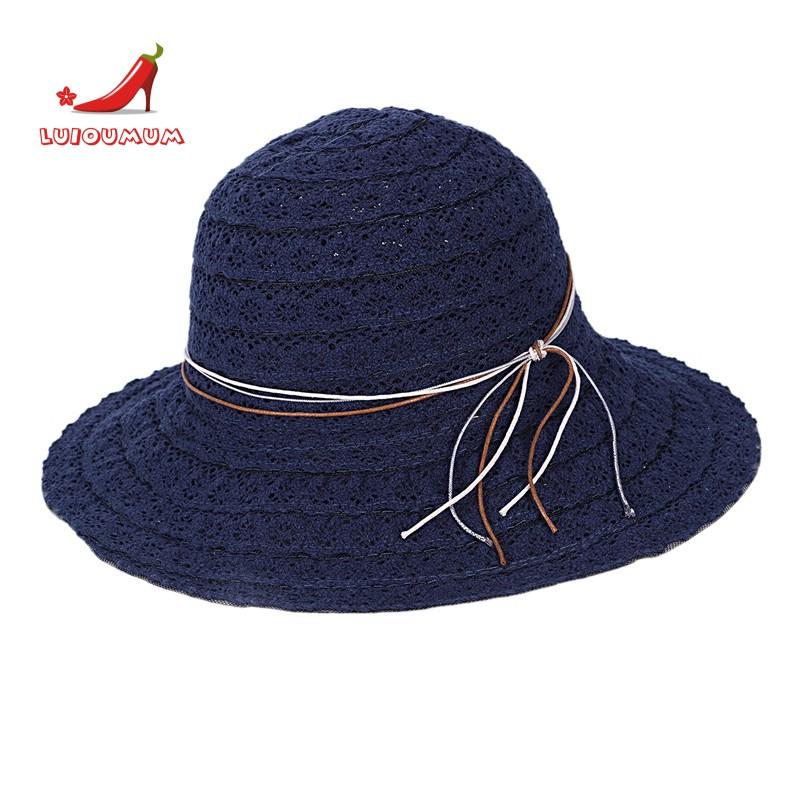 5bcde956a6ef0 👓Women s Summer Beach Sun Hats