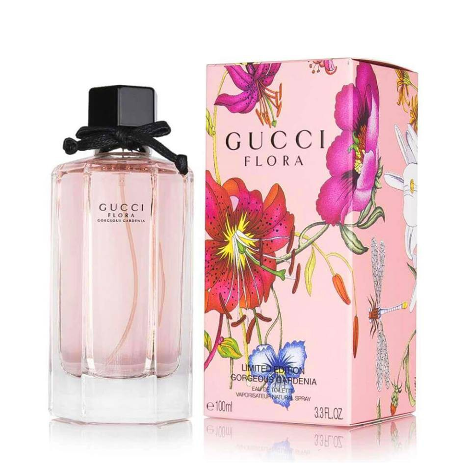 1d0d892cd67 Gucci Flora Gorgeous Gardenia Limited Edition yellow perfume ...
