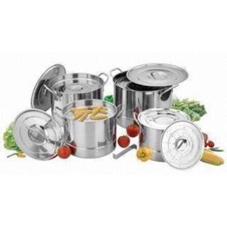 styl mody więcej zdjęć najlepsze podejście Makapal stainless Steel Cooking Stock Pot