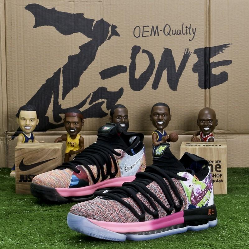 buy online de2dc 8b5e0 Nike ZOOM KD 10 TV PE 12 Basketball Shoes for men