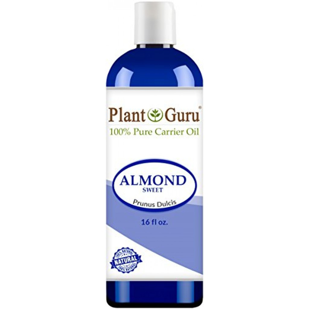Sweet Almond Oil prunus Dulcis 100% Natural Pure Carrier Oils 15ml To 1000ml High Resilience