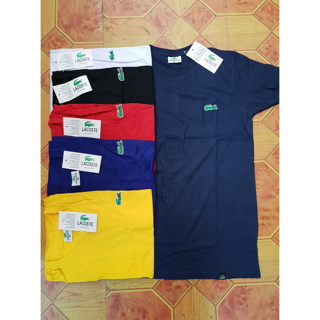 lacoste Shirtstees 022719 lacoste Sale‼men Shirtstees Sale‼men Overruns Overruns VpUzMS