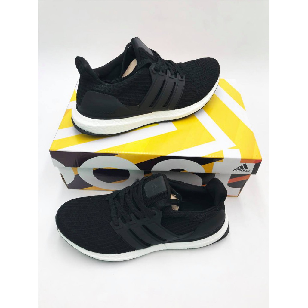 68c8256cc original Adidas Ultra Boost 4.0 UB 4.0 Popcorn Running Shoes Sneakers Sports  for