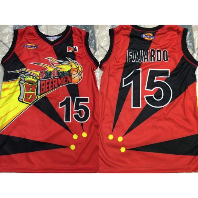 ba6b0b56d30 PBA muscle jersey wear! SAN MIGUEL BEERMEN | Shopee Philippines