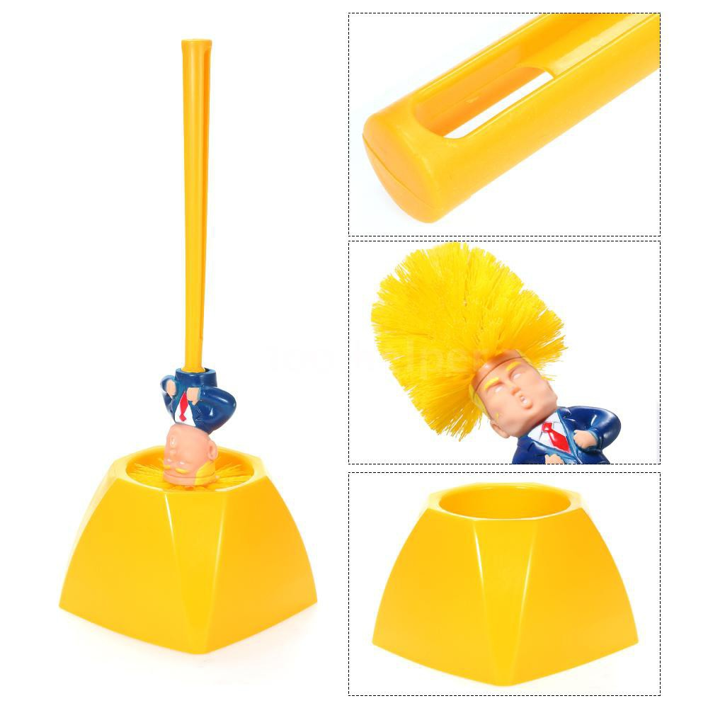 Donald Trump President Toilet Brush