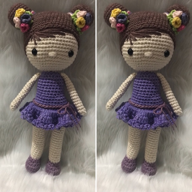 LOL Doll - Queen of Hearts and Alice PDF Amigurumi Patterns ... | 640x640