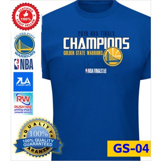 wholesale dealer 6a89b ca63b GSW CHAMPS SHIRTS 2018   Shopee Philippines