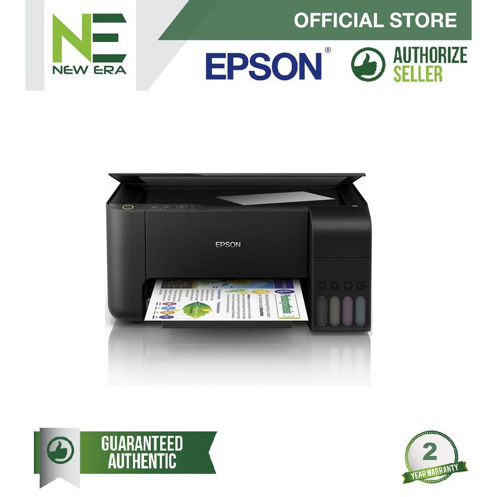 Epson L3110 5760 x 1400 dpi Print Scan Copy Printer