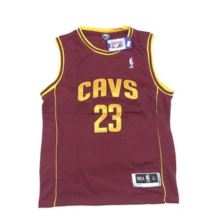 low priced cf62a 3d874 Cavs 23 NBA Basketball Jersey NBA T-SHIRT