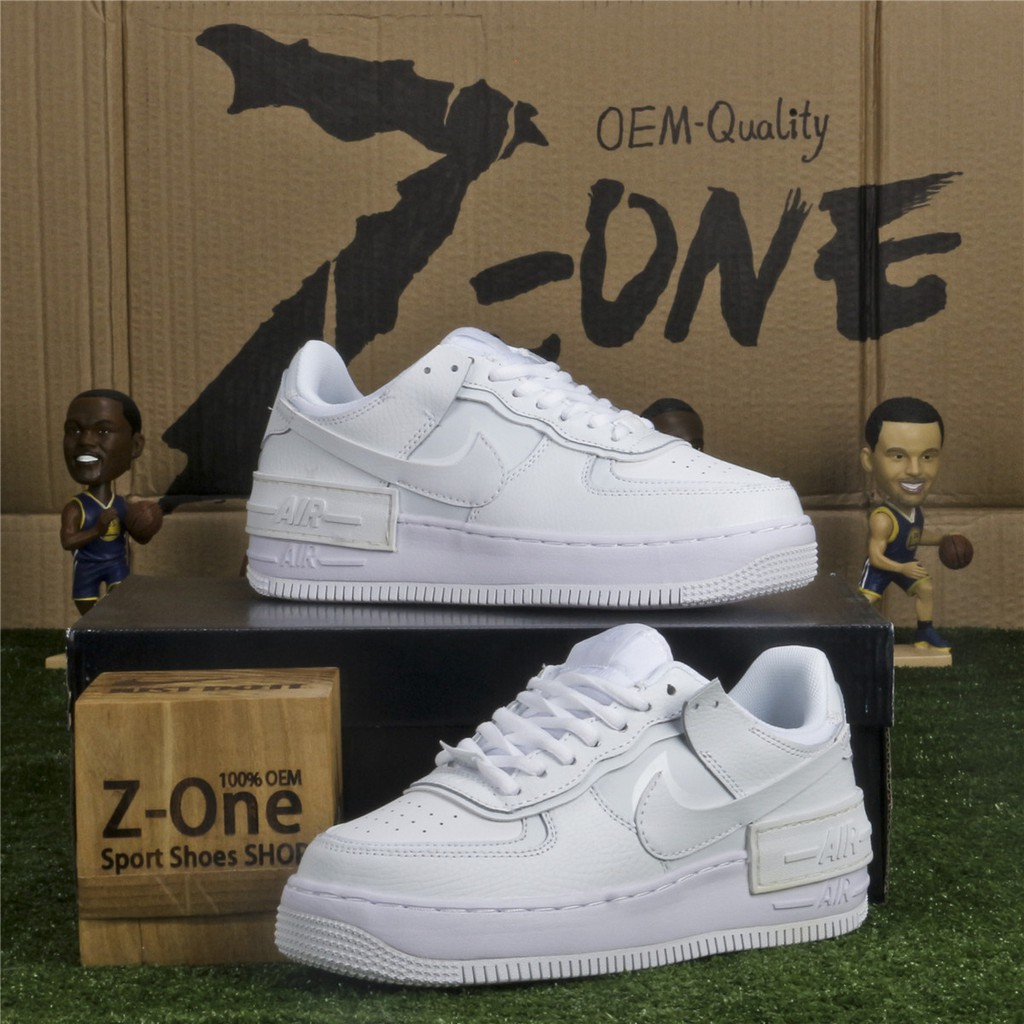 Nike Air Force 1 Shadow Af1 Skate Shoes Casual Shoes Sneakers For Women Men White Shopee Philippines Nike air force 1 shadow ► check out the newest nike trends! nike air force 1 shadow af1 skate shoes casual shoes sneakers for women men white