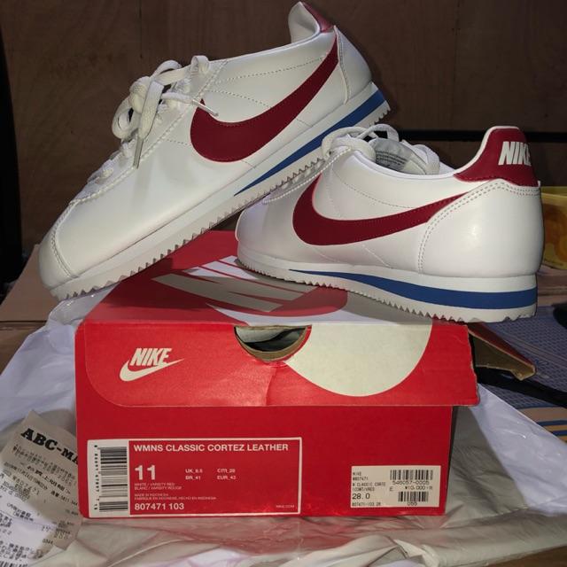 cheaper dfd8f 5879d Nike Cortez Forrest Gump