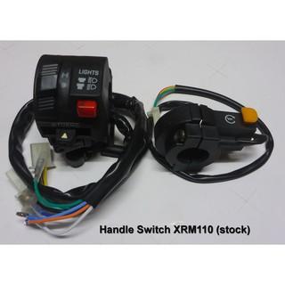 Handle Switch XRM110 Stock (Modish) on