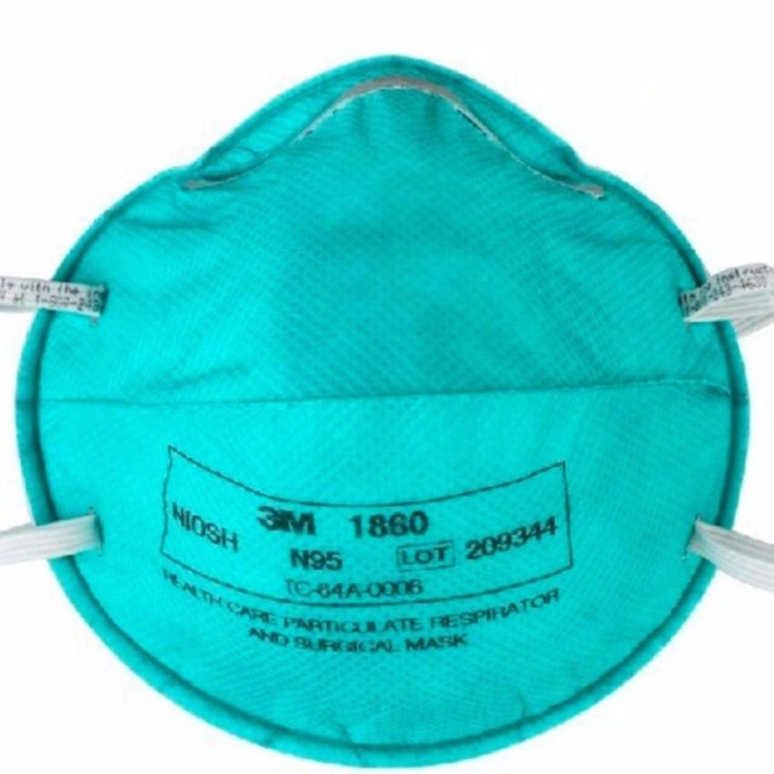 20pcs 3m N95 1860 Health Particulate Care Respirator