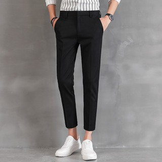 YUNY Mens Slim-Tapered Basic Style Spring Autumn Casual Pant 1 30