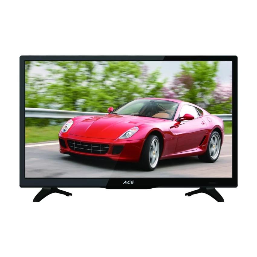 Ace 24 Super Slim Full HD LED TV Black