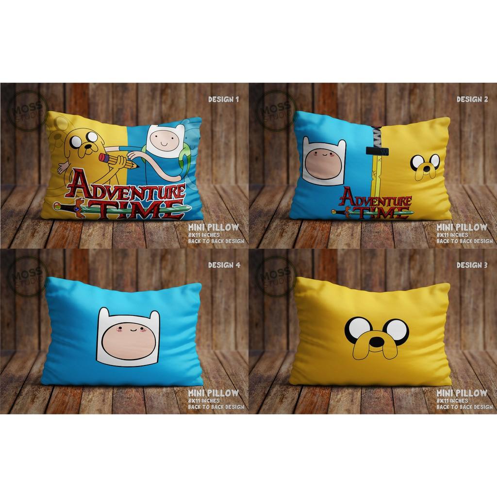 36d55f2f8d407 Adventure Time mini pillows