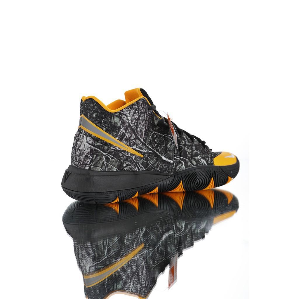 Nike Black Gold hoverboard running shoes men's shoes