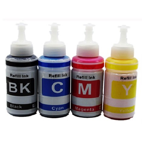 EPSON Refill Ink 70ml (Set Of 4)