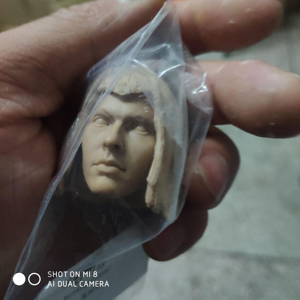"1//6 Leeloo Milla Jovovich Female Repainted Carved Head Sculpt F 12/"" Figure Body"