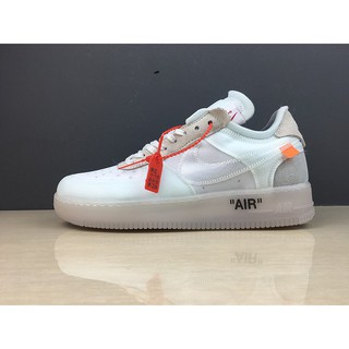 OFF WHITE x Nike Air Force 1 LOW VIRGIL OW AF1 Air Force AO4