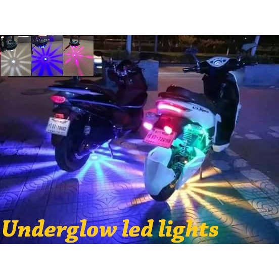 Underglow Led Lights For Carotorcycles Under Glow