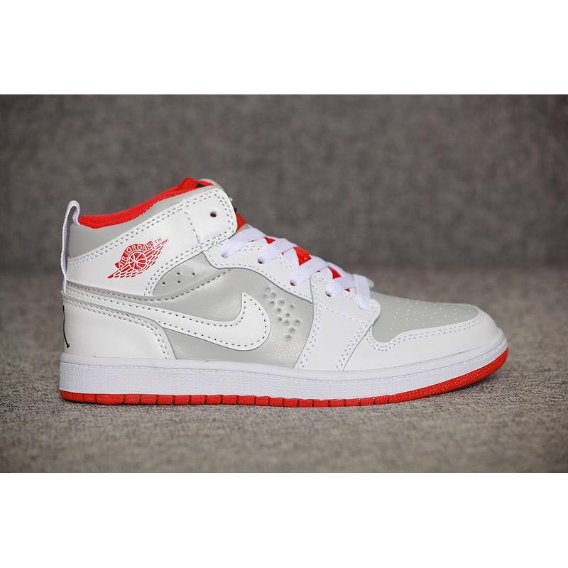 buy popular 28370 2a902 *READY STICK*NIKE AIR Jordan 1 th AJ 1 Children's shoes Bunny Bud Size:  28--35