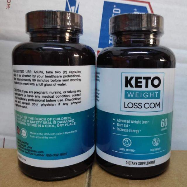 KETO Weightloss Dietary Supplement
